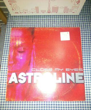 ASTROLINE CLOSE MY EYES