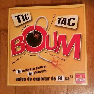 "JUEGO ""TIC TAC BOUM"""
