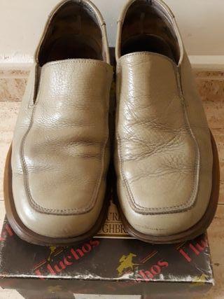 Zapatos de piel hombre Talla 42