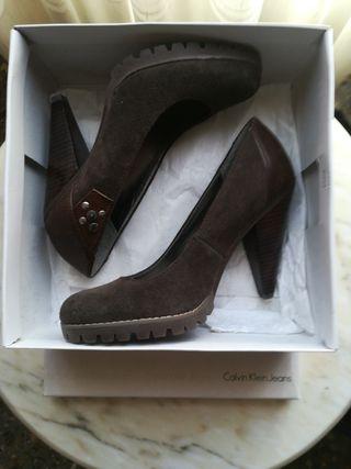 Zapatos mujer Calvin Klein