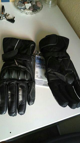 guantes de moto talla M nuevos
