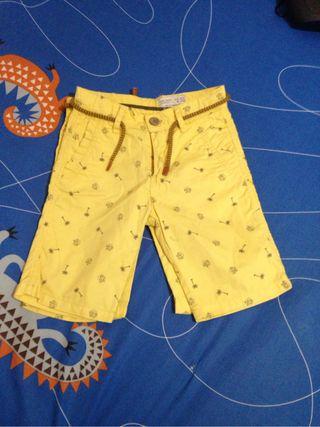 Pantalones cortos Zara
