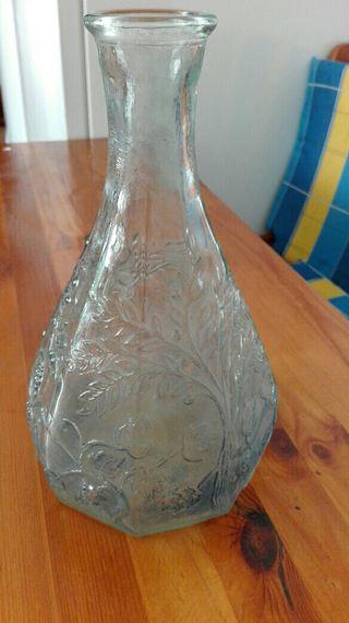 Botella cristal