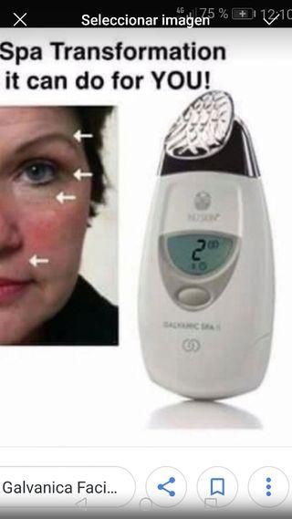 maquina facial nuskin