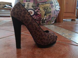 Zapatos tacón Marypaz