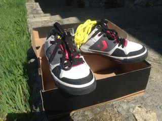 Zapatillas Converse talla 39
