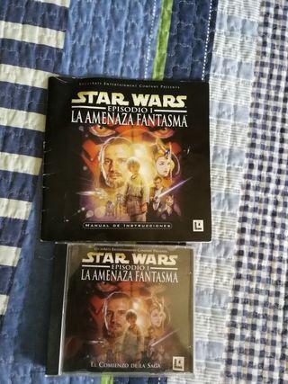 juego star wars