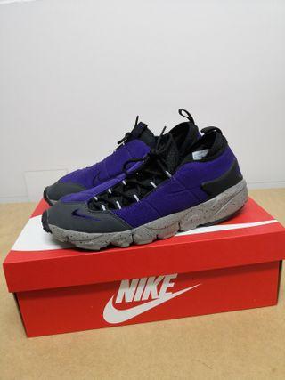 size 40 3d5ac 5709d NIKE AIR FOOTSCAPE NM