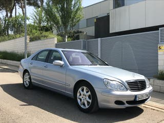 Mercedes-benz S-500 4 matic