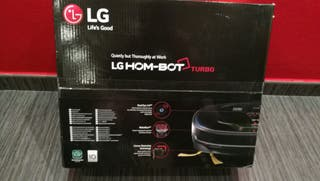 Robot aspiradora LG VR66500PG