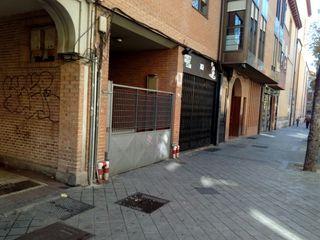 Alquiler plaza moto centro Valladolid