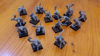 Warhammer corredores de sombra