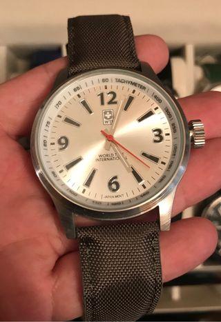 Reloj wti hombre