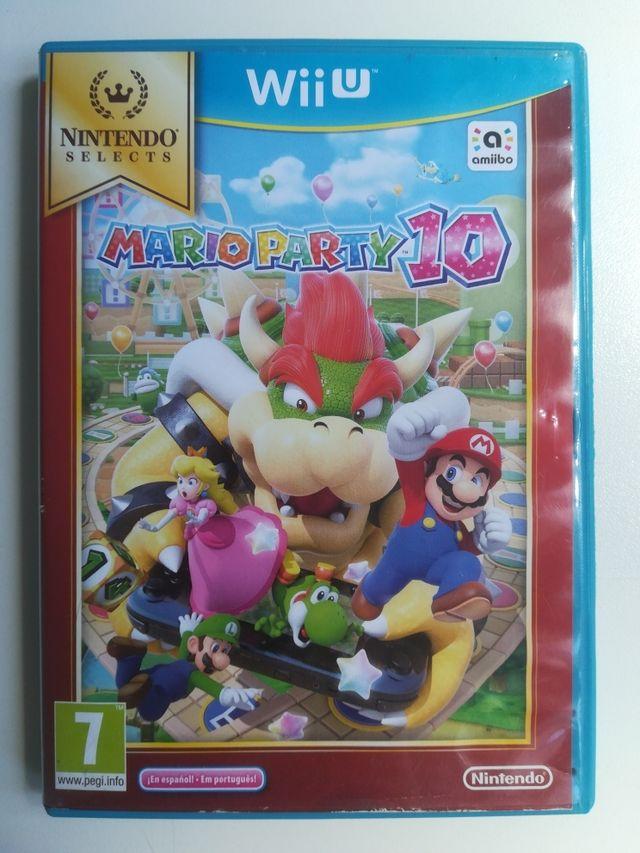 Juego Wii U Mario Party 10 De Segunda Mano Por 29 En Muriedas En