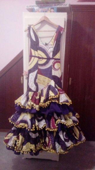 traje de jitana