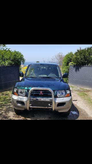 Mitsubishi Montero solo 112000 km