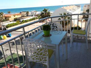 ALQUILO Apartamento playa Daimus/Gandia