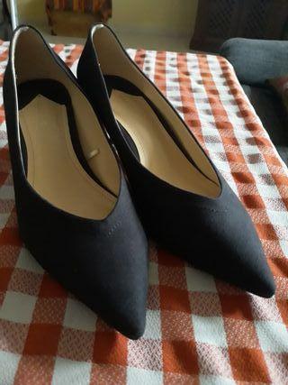59ac5e4048a zapatos azul marino azul zapatos Parfois marino Parfois zapatos R7wtxqaXc