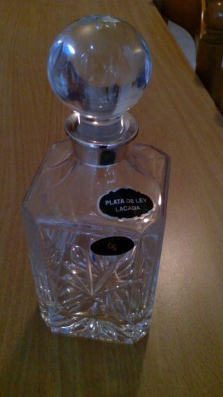 Cristalería juego de licor