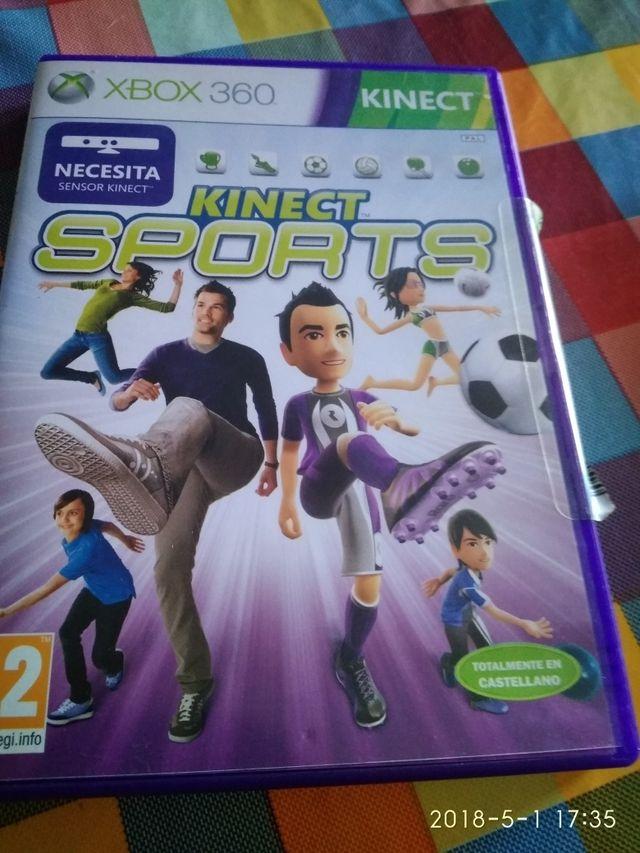 Juego Xbox 360 Kinect Sports De Segunda Mano Por 10 En Calafell En