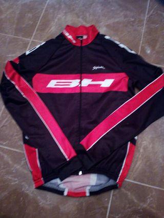 chaqueta maillot bicicleta spiuk ultralight