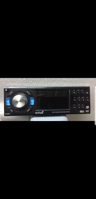 Radio DVD coche -cd-usb