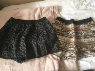 Lot de short Zara