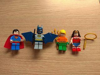 LEGO liga de la justicia