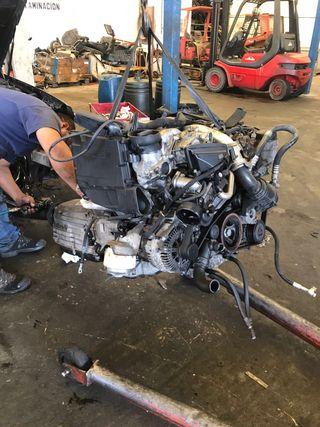 Motor mercedes v6 diesel 642.9