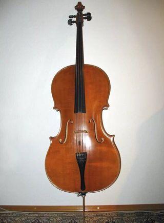 Cello Aleman