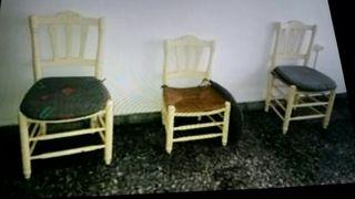 sillas de boga
