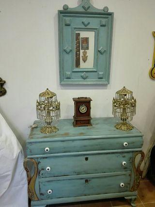 Mueble restaurados de segunda mano en la provincia de toledo en wallapop - Wallapop muebles antiguos ...