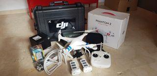 Drone Dji Phantom 2 (REBAJADO)