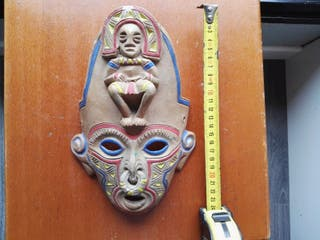 Máscara Decorativa