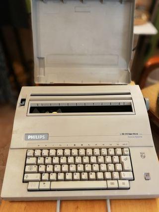 Máquina escribir electrica