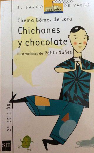 Libro infantil Barco de Vapor