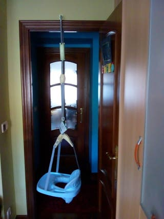 columpio puerta