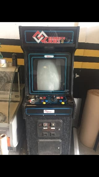 Máquina recreativa