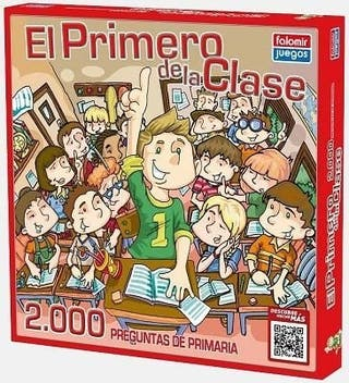 El primero de la clase 2000 preguntas primaria