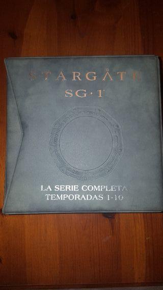 Stargate SG.1 Edición coleccionista.