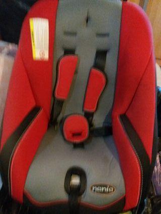 vendo silla de coche de bebe