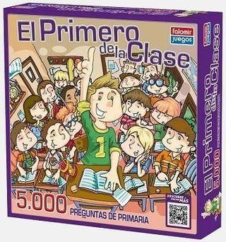 El primero de la clase 5000 preguntas primaria