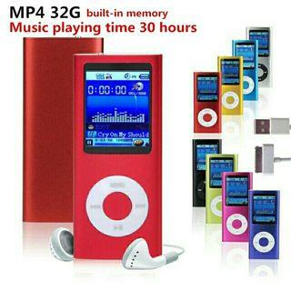 MP4 32Gb + Accesorios