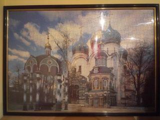 Cuadro puzzle Iglesia Ortodoxa