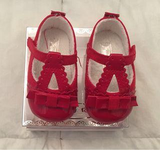 Zapatos bebé Mayoral talla 16