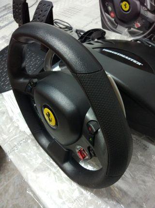 Volante Ferrari Xbox 360