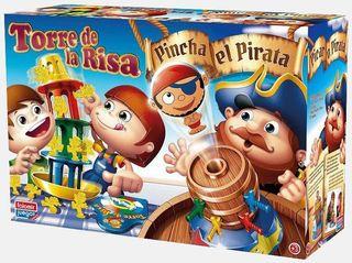 Torre de la Risa y Pincha el Pirata