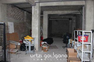 IRUN. Local bajo de 350 m2 en venta