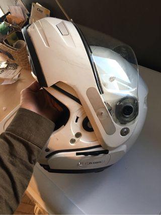 Casco Nolan moto