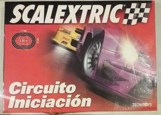 Scalextric Circuito de Iniciacion